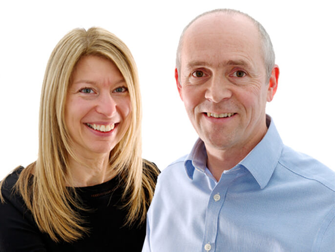 Bevans Home page | NB Financial Solutions | Neil and Lorna